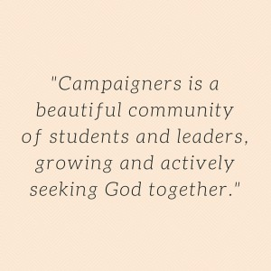 Campaigners Quote