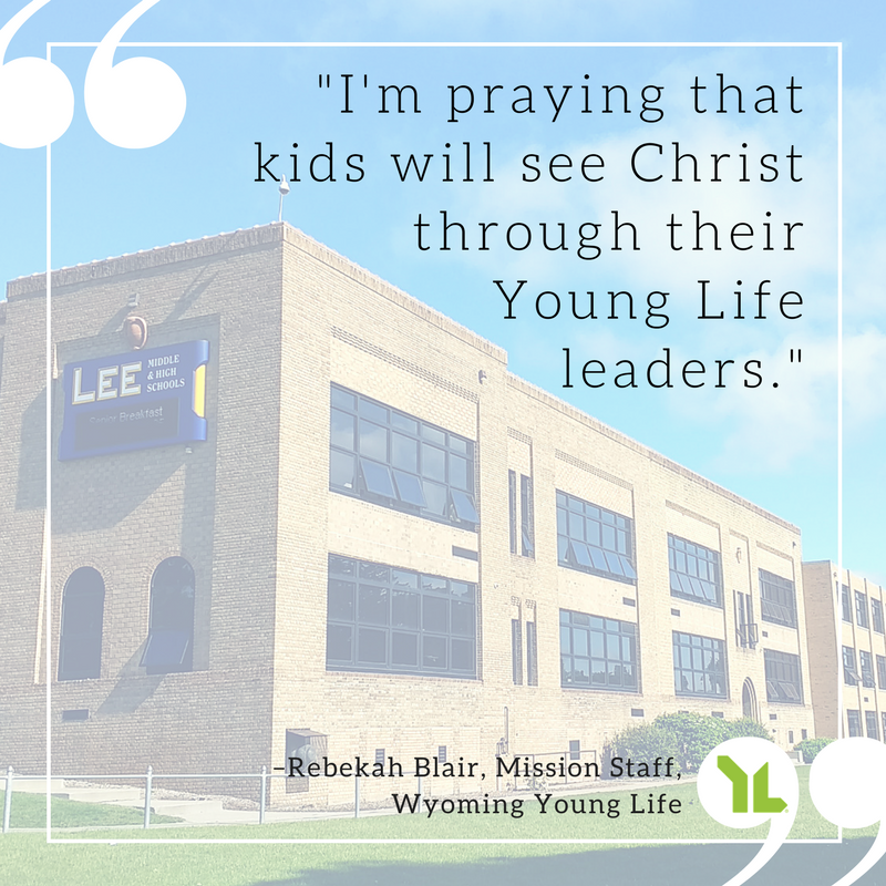 Wyoming YL Quote