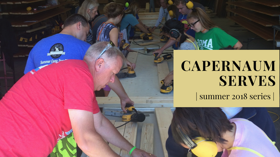 Young Life Capernaum Serves [Summer 2018 Series] – Western